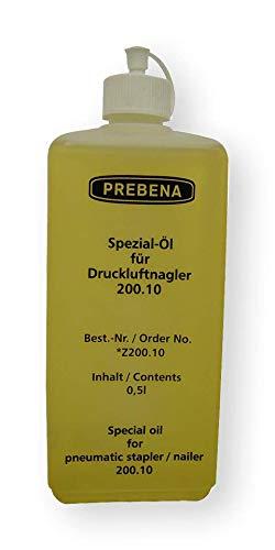 Prebena Spezialöl Z200.10 | Gebinde: Flasche | Inhalt (ml): 500