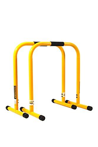 Lebert Fitness Equalizer Trainingsgerät, Gelb