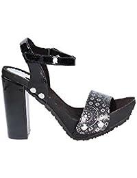 Desigual 18SSHP56 Sandalias Altos Mujeres  Zapatos de moda en línea Obtenga el mejor descuento de venta caliente-Descuento más grande