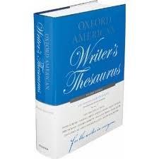 Oxford American Writer de Thésaurus 2ND (Second) Edition Texte Uniquement