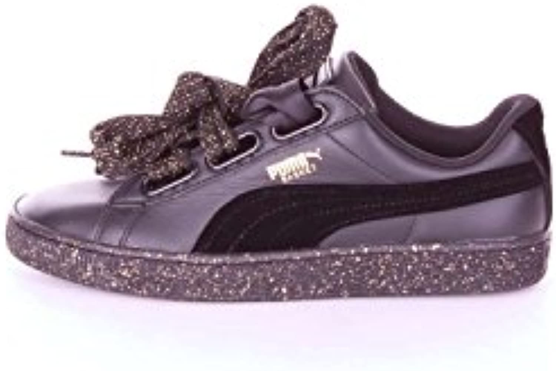 Skechers Bobs Squad-Double Dare, Zapatillas sin Cordones para Mujer -