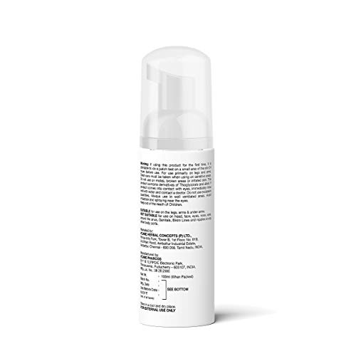 Buy Vcare Hair Removal Spray Foam 100 Ml Online At Low Prices In