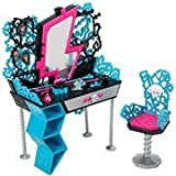 Monster High Frankie Stein Vanity Play Set