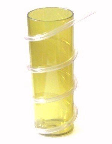ShopAParty Glass with straw