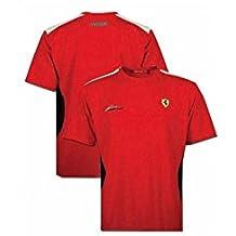 Ferrari Camiseta hombre Fernando Alonso réplica rojo