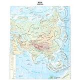 Scarica Libro Asia scolastica murale fisico politica 1 11 000 000 (PDF,EPUB,MOBI) Online Italiano Gratis