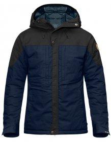 Fjällräven Herren Skogsö Padded Jacket Winterjacke, Dark Navy-Dark Grey, XL