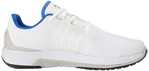Under Armour Charged Core Chaussure De Course à Pied - AW16 Blanc, ultra-bleu