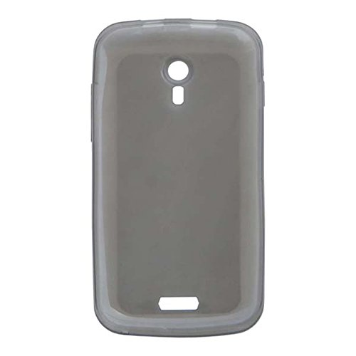 Acm Silicon Soft Back Case For Micromax A116 Mobile Cover