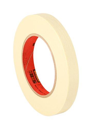 TapeCase 2380 Abdeckband 2380 0,625 Zoll x 60yd 2380 0,625 Zoll x 1,7 m Leistung-Krepppapier, umgewandelt von 3M 2380, 0,625 Zoll x 60 Yard Roll, Krepppapier, Hellbraun -