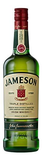 Jameson Irish Whiskey 40{82d875e2965f17fed98cf0b636219f7828b927577c8e3c6f299c43072f4389af} Vol. 1 l