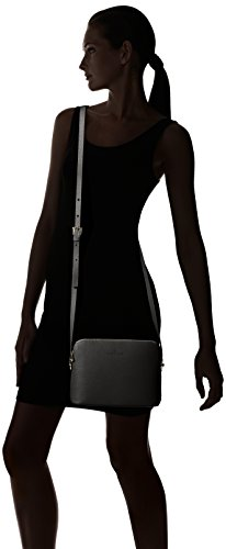 Bags4Less Damen Jimbi Schultertasche, 9x18x24 cm Schwarz (Schwarz)