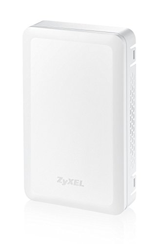 Zyxel Wireless 802.11n Access Point als Standalone- oder Controller-Managed Gerät im Wandsteckdosen-Design [NWA5301-NJ]