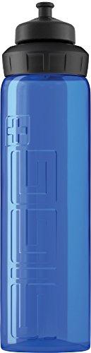 Sigg Trinkflasche Viva 3 Stage, Blau Transparent, 0.75 Liter, 8495.6