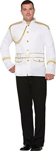 rty Kostüm Prince Charming Jacke Brust Größe 42