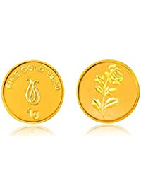 Senco Gold 1 gram, 24k (995) Yellow Gold Precious Coin