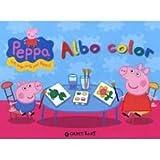 Albo color. Peppa Pig. Hip hip urrà per Peppa! libro da colorare per bambini Confezione da 1PZ