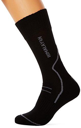 Preisvergleich Produktbild Himalaya-h870bk Iconic Flex-Socken, Schwarz