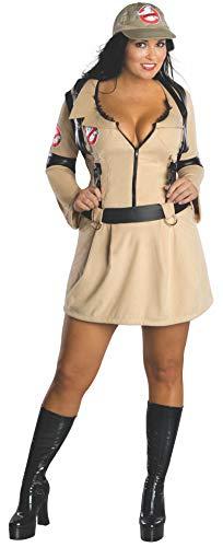 Ghostbusters-Kostüm für Frauen plus - Ghost Ship Kostüm