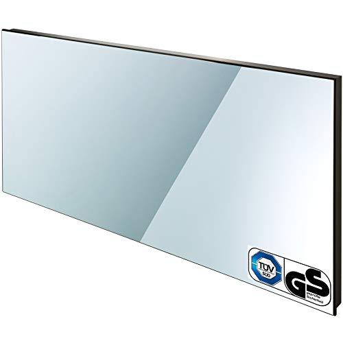TecTake Spiegel Infrarotheizung Spiegelheizung ESG Glas Elektroheizung Infrarot kaufen  Bild 1*