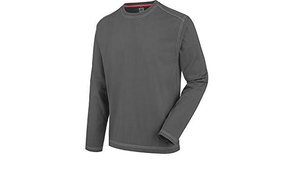 2d9525dcc5e WÜRTH MODYF Tee-Shirt de Travail à Manches Longues Pro Anthracite - Taille  XXL  Amazon.fr  Vêtements et accessoires