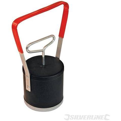 Elevador magnético Bulk partes, 7 kg capacidad, resistente imán que atrae metales férreos. Dispara tiras de póngase la starhealth de liberación rápida al drop donde quieras. Capacidad de elevación 7 kg.