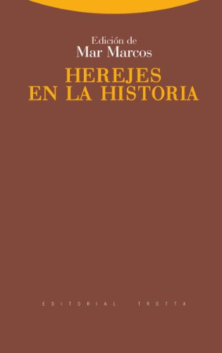 Herejes en la historia por Edición de Mar Marcos