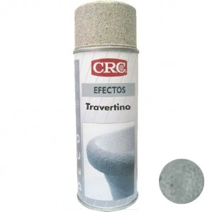 CRC - Spray De Pintura Efecto Granito Arena Deco Granito Arena 400 Ml