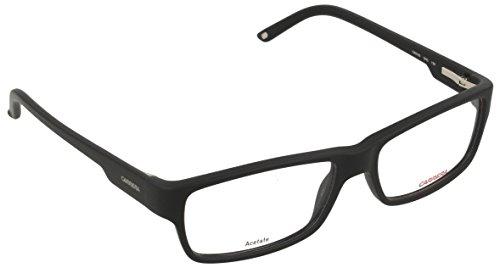Carrera CA6183 Medium (Size-54) Matte Black QHC Unisex Eyeglasses
