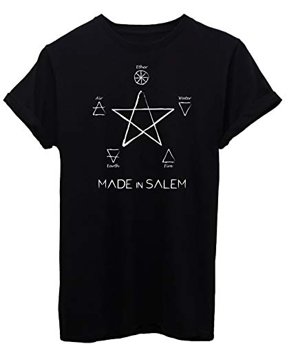 mente Made In Salem - Berühmte - Image - Baby-XS - Schwarz ()