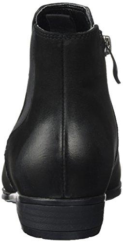 Ara - Yale-st, Bottines Chelsea Femme Noir (noir)