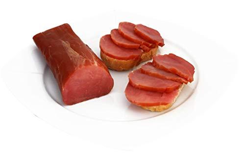 Räucherlende | Feinschmecker Schinken fettarm | Lende geräuchert | Gourmetschinken | Weihnachten