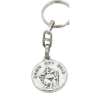 Key Chain St. Christopher