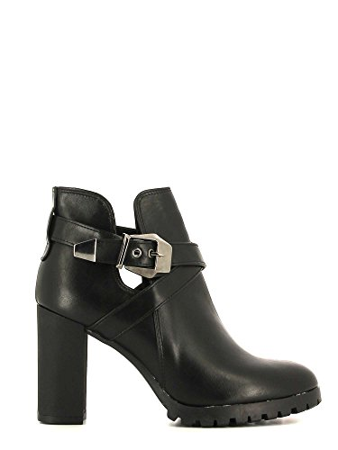 GRACE SHOES 3430 Tronchetto Donna Nero