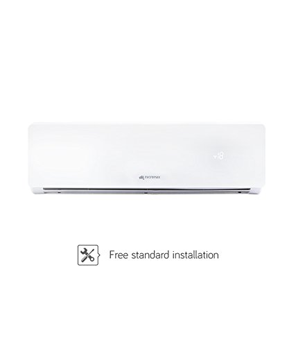 Micromax ACS18ED3CS01WHI Split AC (1.5 Ton, 3 Star Rating, White,Copper)