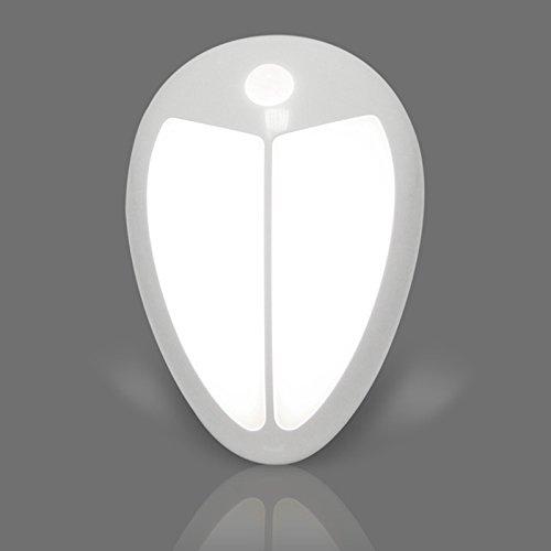 chtlicht Nette Kreative USB Geladen Licht Sensor Menschlichen Körper Induktion Weihnachten Halloween Festival Geschenk Dekoration Wandleuchte (Hausgemachte Halloween-dekoration Für Kinder)