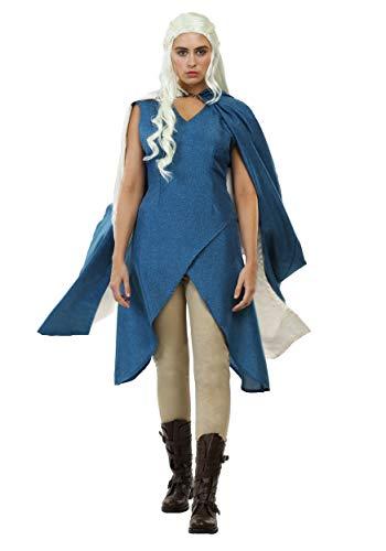 Dragon Queen Damen Kostüm - - Dragon Queen Kostüm