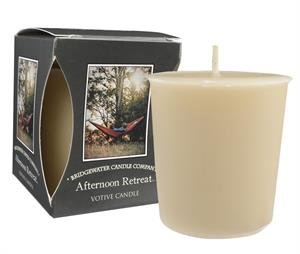 Bridgewater Candle Votiv Afternoon Retreat 56 gr.