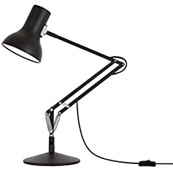 Anglepoise Type 75 Mini Desk Lamp - Jet Black
