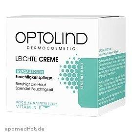Optolind Empfindliche Haut Leichte Creme, 50 ml -