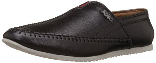 Buckaroo Men's Sage Black Loafers and Mocassins - 7 UK  available at amazon for Rs.678