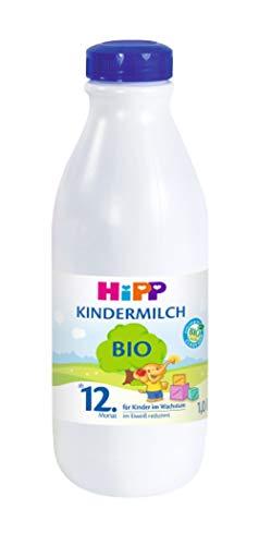 HiPP Bio Kindermilch trinkfertig, 6er Pack (6 x 1 l)
