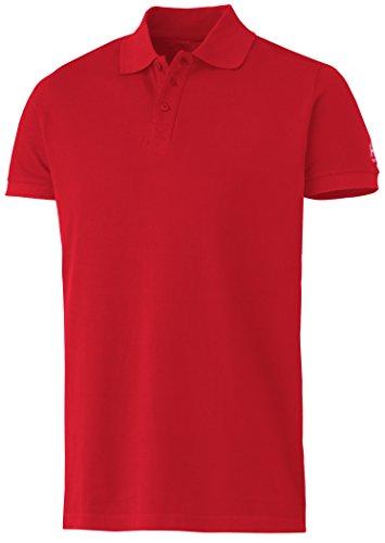 Helly Hansen Workwear Polo Shirt Salford Pique 79182, 34-079182-130-S rot