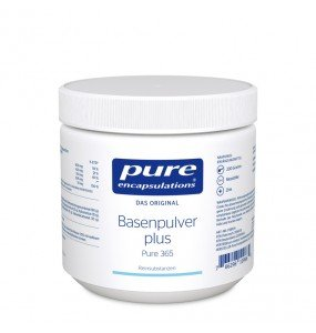 Pure Encapsulations Basenpulver Plus Pure 365 Pulver