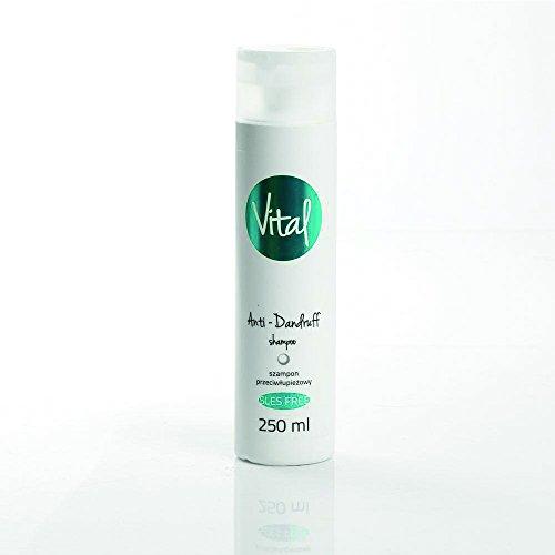 Stapiz Professional Vital anti - pellicules Shampooing | Szampon Do Wlosow Przeciwlupezowy 250 ml avec ensemble de Stapiz Cheveux Shampooing Masque de 15 ml ou 10 ml