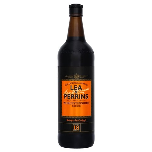 Lea & Perrins Worcestershire Sauce - 2 x 568ml