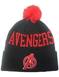 The Avengers Marvel Avengers Mens Official Knitted Winter Beanie Hat