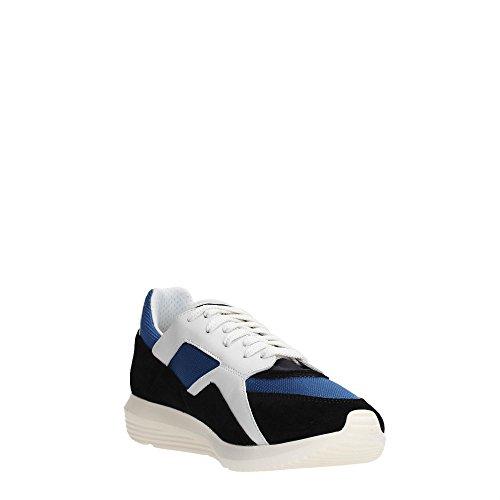 Sneakers Bikkembergs Bke107978 Herren Blau Gewebe 4CrnqCw5