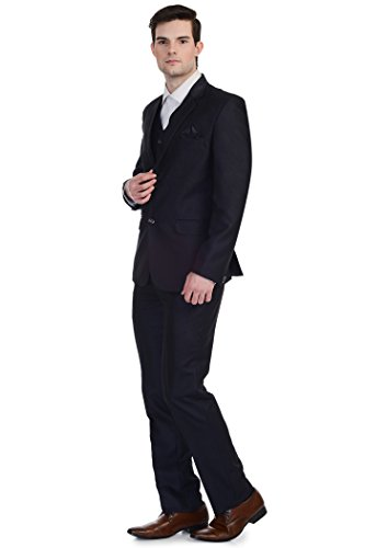 LUXURAZI - Costume - Homme Gris - Gris