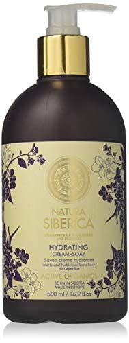 Savon Crème Hydratante - Cosmétique bio de Natura Siberica